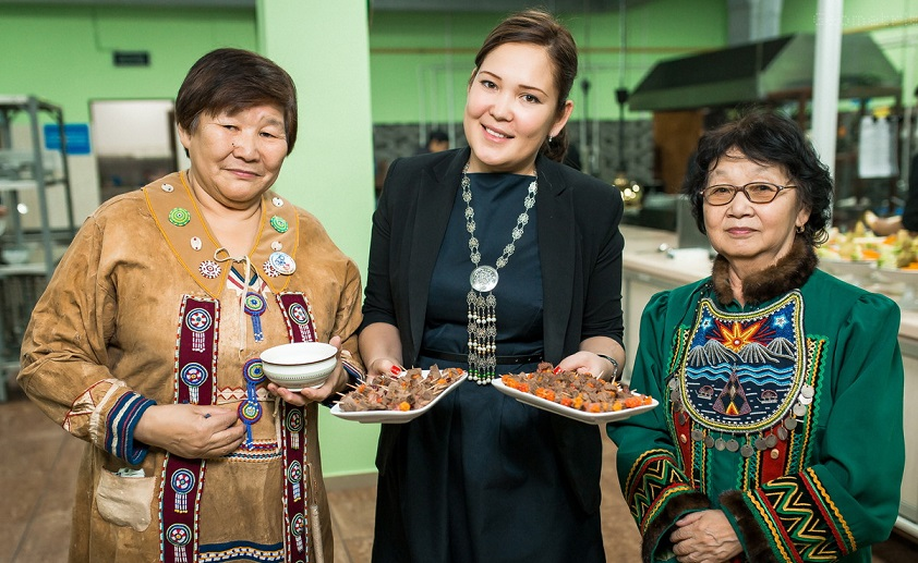 1st Arctic Indigenous Peoples' Food Congress will be held in 2020