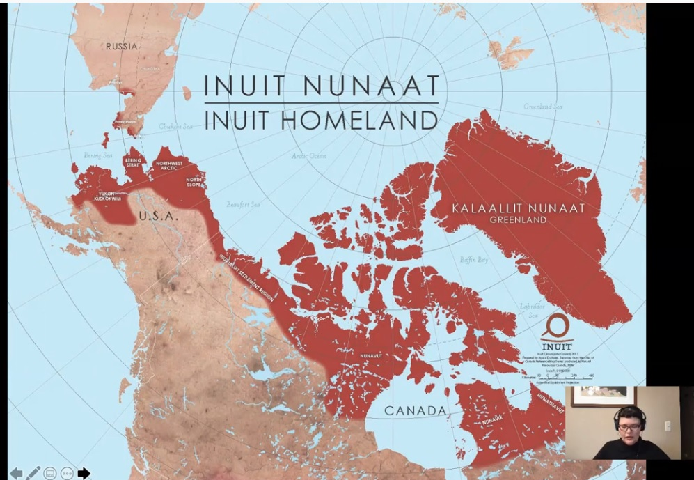 Inuit project ICC Alaska